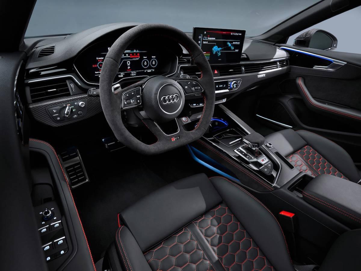 Audi RS5 II Facelift (2019) 13