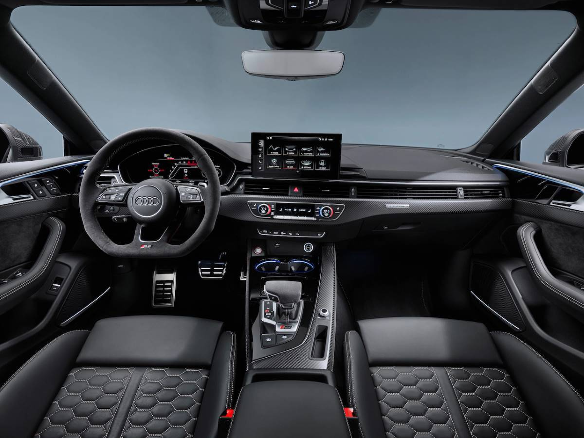 Audi RS5 II Facelift (2019) 14