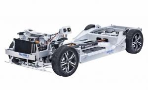 Benteler ofrece a los fabricantes una nueva plataforma de coches eléctricos