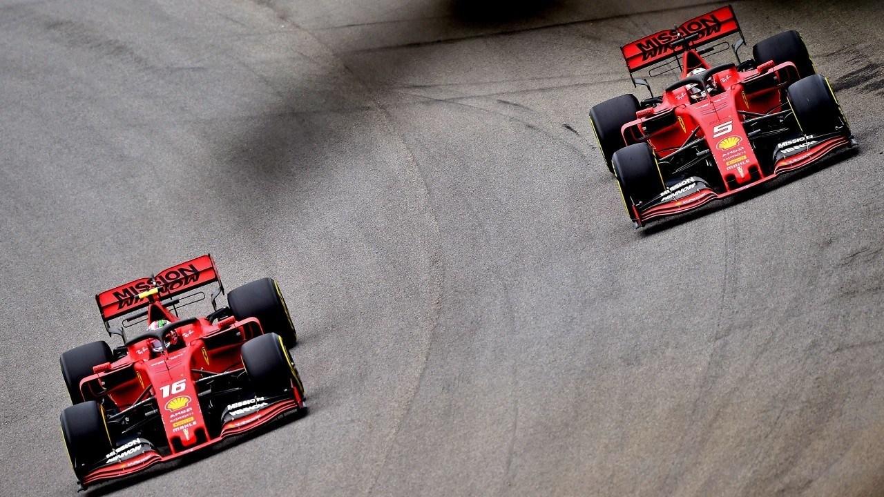 Binotto afirma que dará libertad para competir a Vettel y Leclerc en 2020