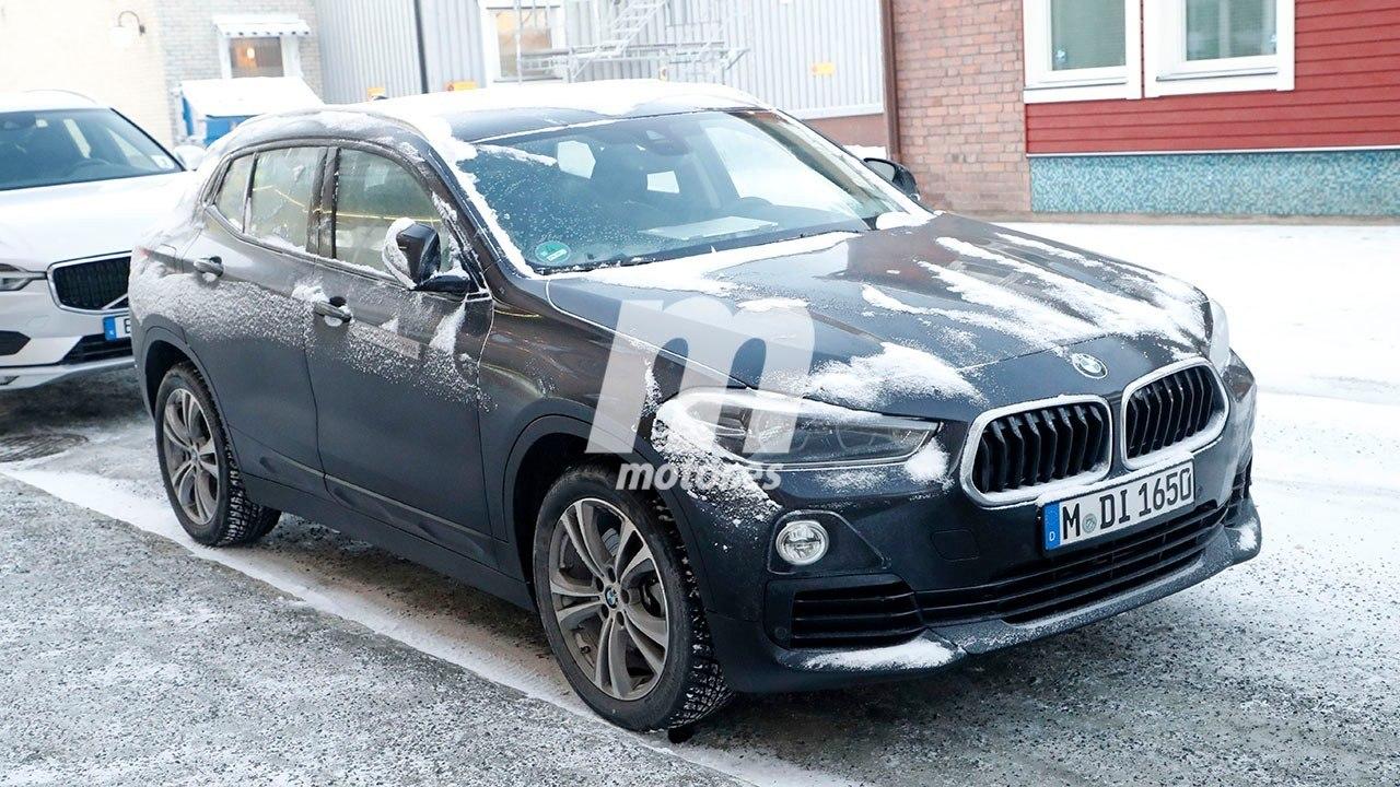 Habrá un BMW iX2, el fabricante bávaro trabaja en un nuevo SUV eléctrico