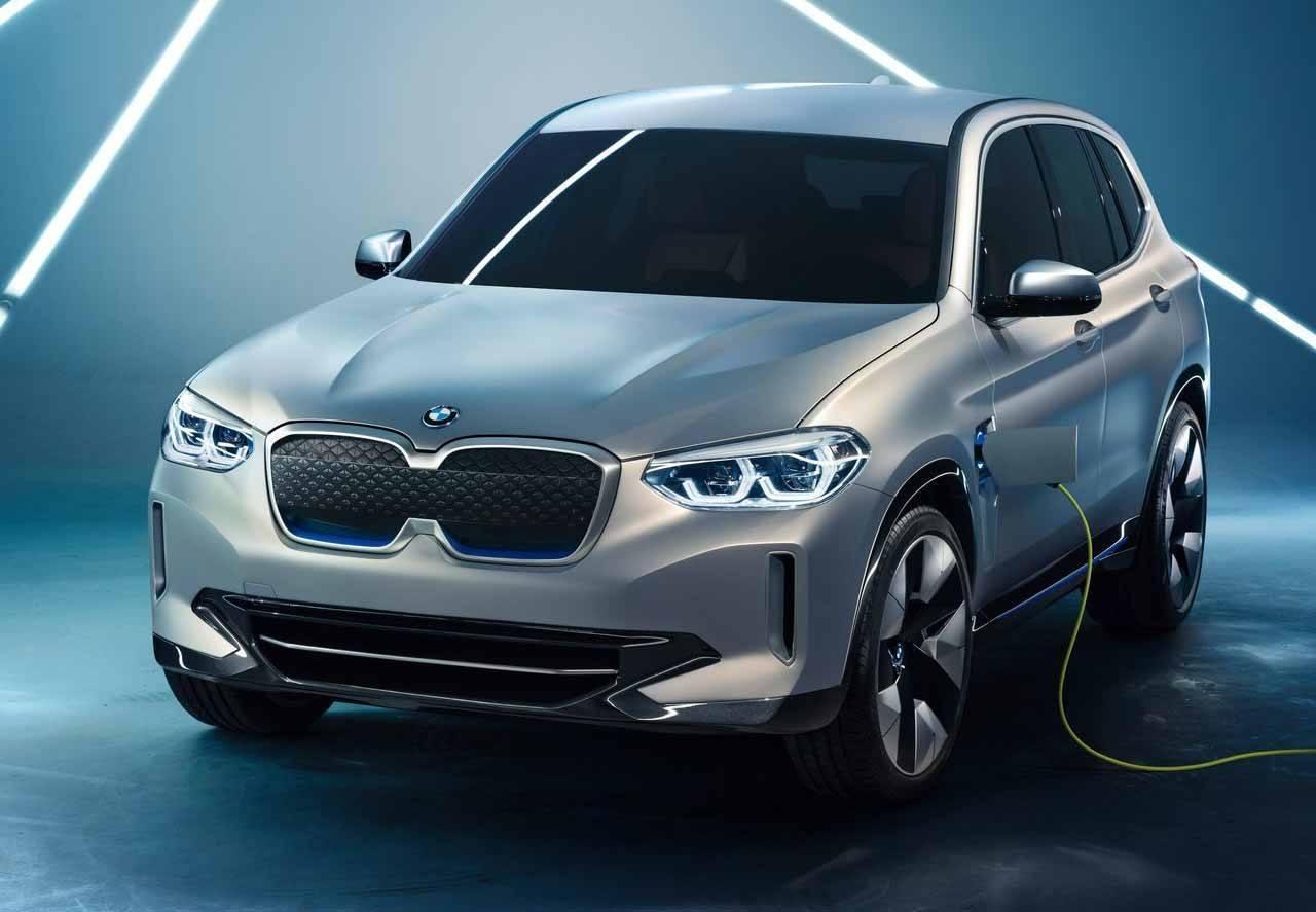 BMW desvela la autonomía del iX3 y otros datos clave