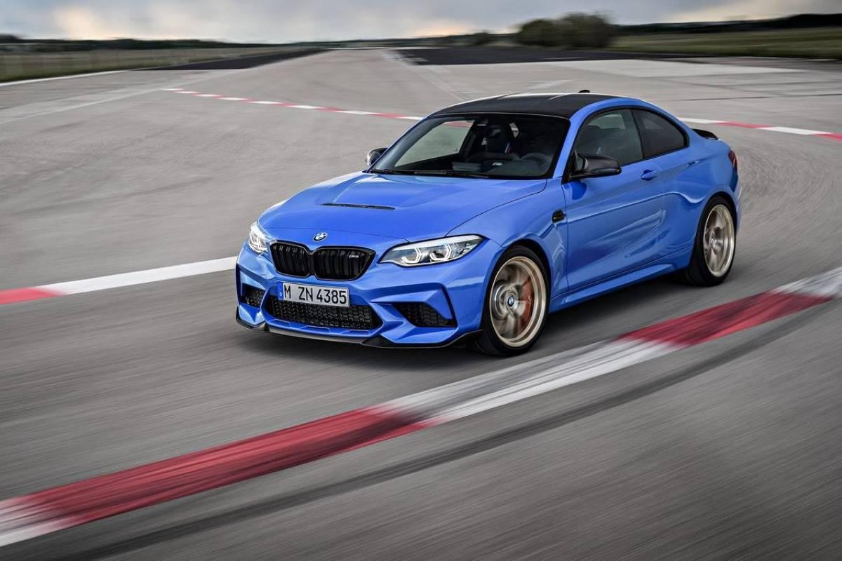 BMW M no descarta un eléctrico, pero el peso de las baterías es un problema