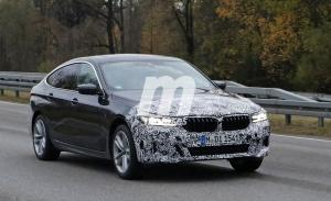 El nuevo BMW Serie 6 GT 2020 comienza a perder camuflaje