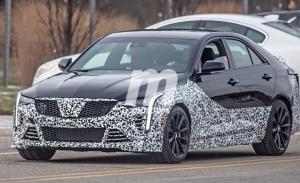 Los nuevos y radicales Cadillac CT4-V y CT5-V están en camino