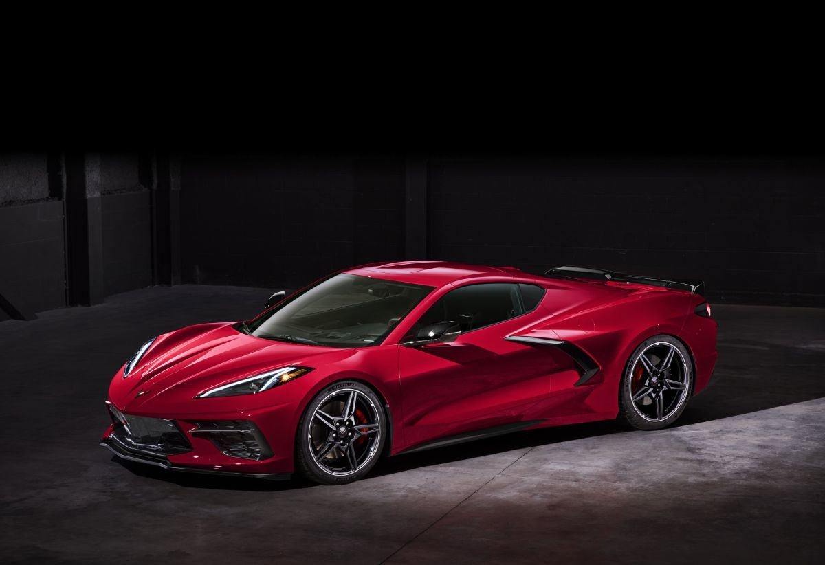 Holden comercializará el Corvette sin emblemas Chevrolet en Australia