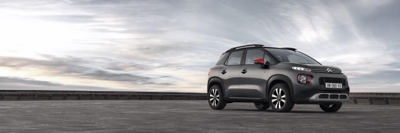 Nueva edición especial Citroën C3 Aircross C-Series, a la venta en Francia con precios