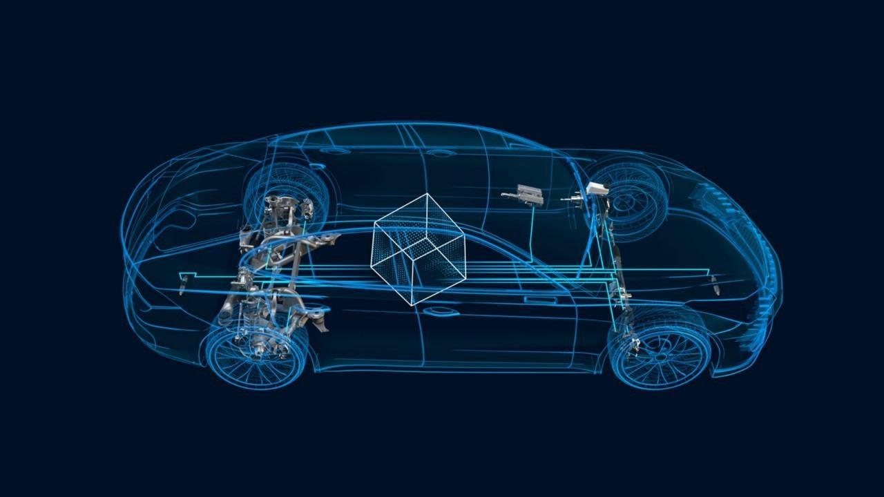 ZF presentará el software cubiX en el CES 2020, la revolución del control del chasis