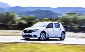 El Dacia Sandero R4 debutará en el WRC en el Rally de Montecarlo