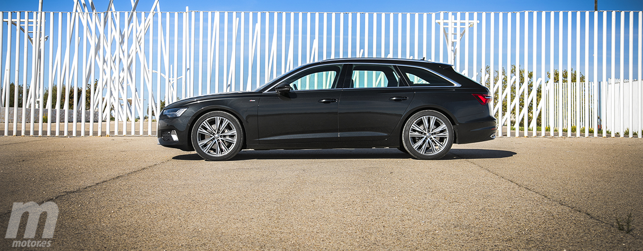 Prueba Audi A6 Avant 50 TDI Quattro, el viajero incansable