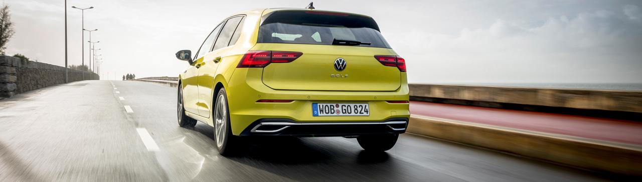 Prueba Volkswagen Golf 2020, un rey conectado (Con vídeo)
