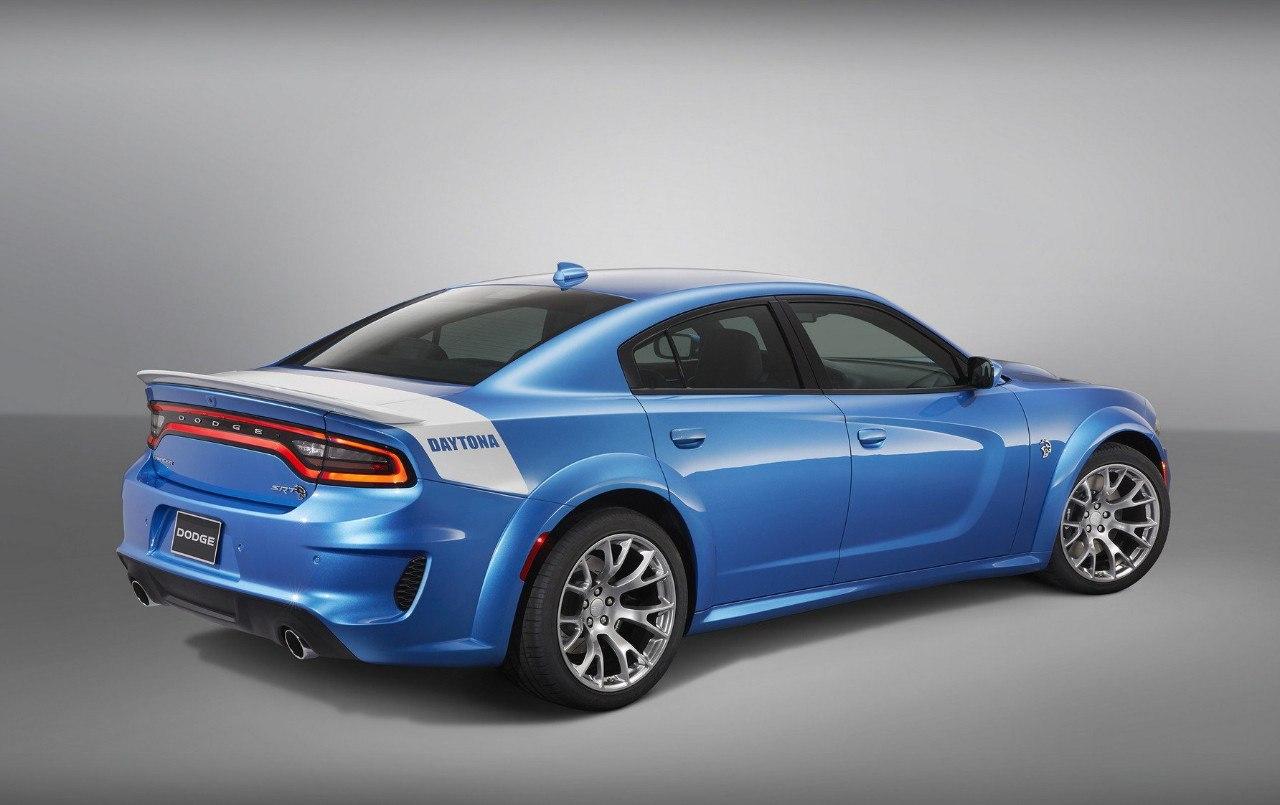 El precio del Dodge Charger Hellcat Daytona Edition se dispara hasta valores del Demon
