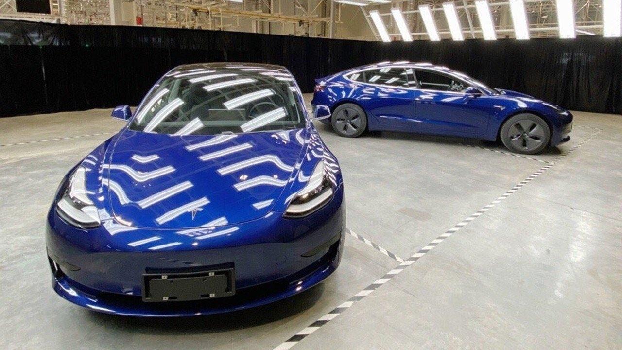 Tesla está preparada para iniciar las entregas del Model 3 «Made In China»