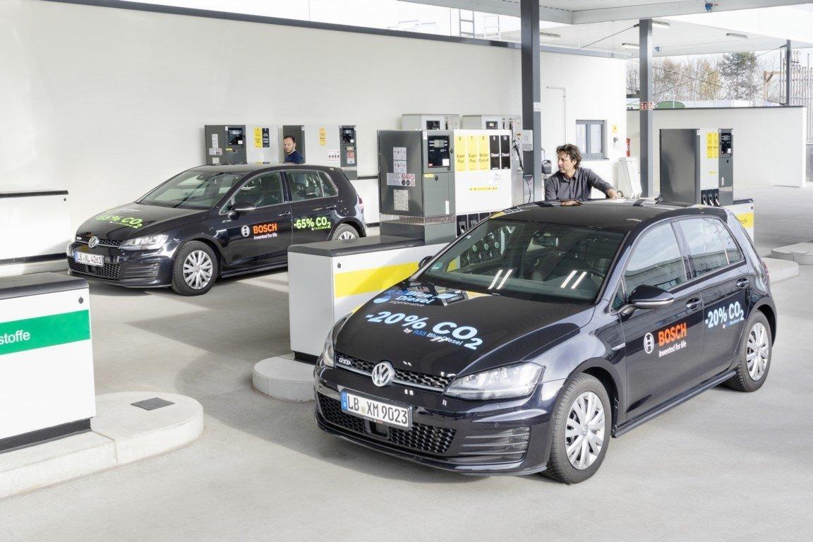 Los combustibles sintéticos, más rentables que los eléctricos para cumplir con la futura Euro 7