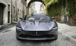 Ferrari revela nuevos datos e imágenes del Roma