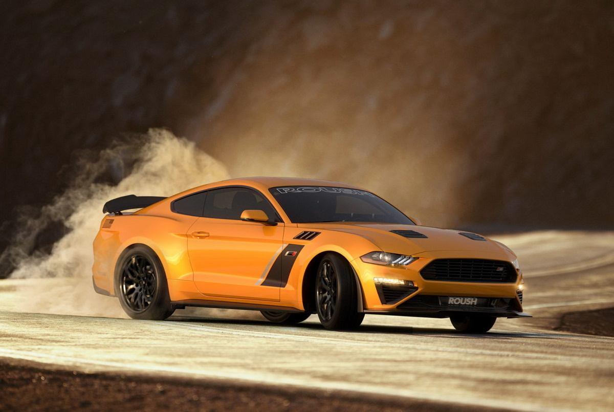 Roush Performance desvela el nuevo Mustang Stage 3 2020 de 760 CV
