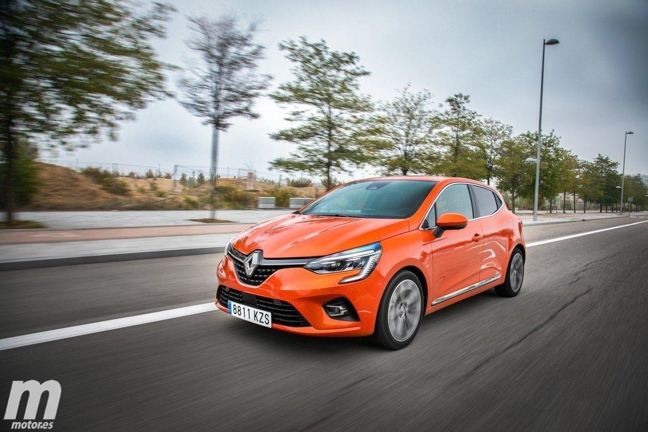 Francia - Noviembre 2019: El nuevo Renault Clio ha llegado para quedarse