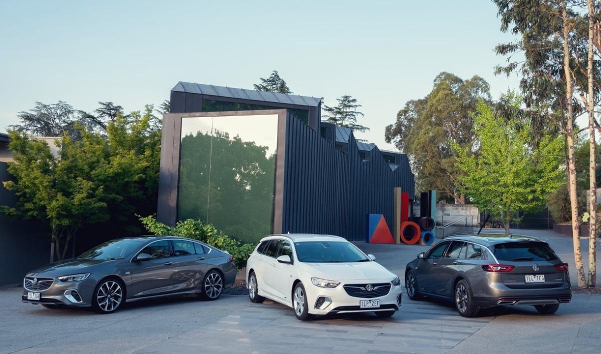 Holden eliminará las gamas Commodore y Astra en 2020