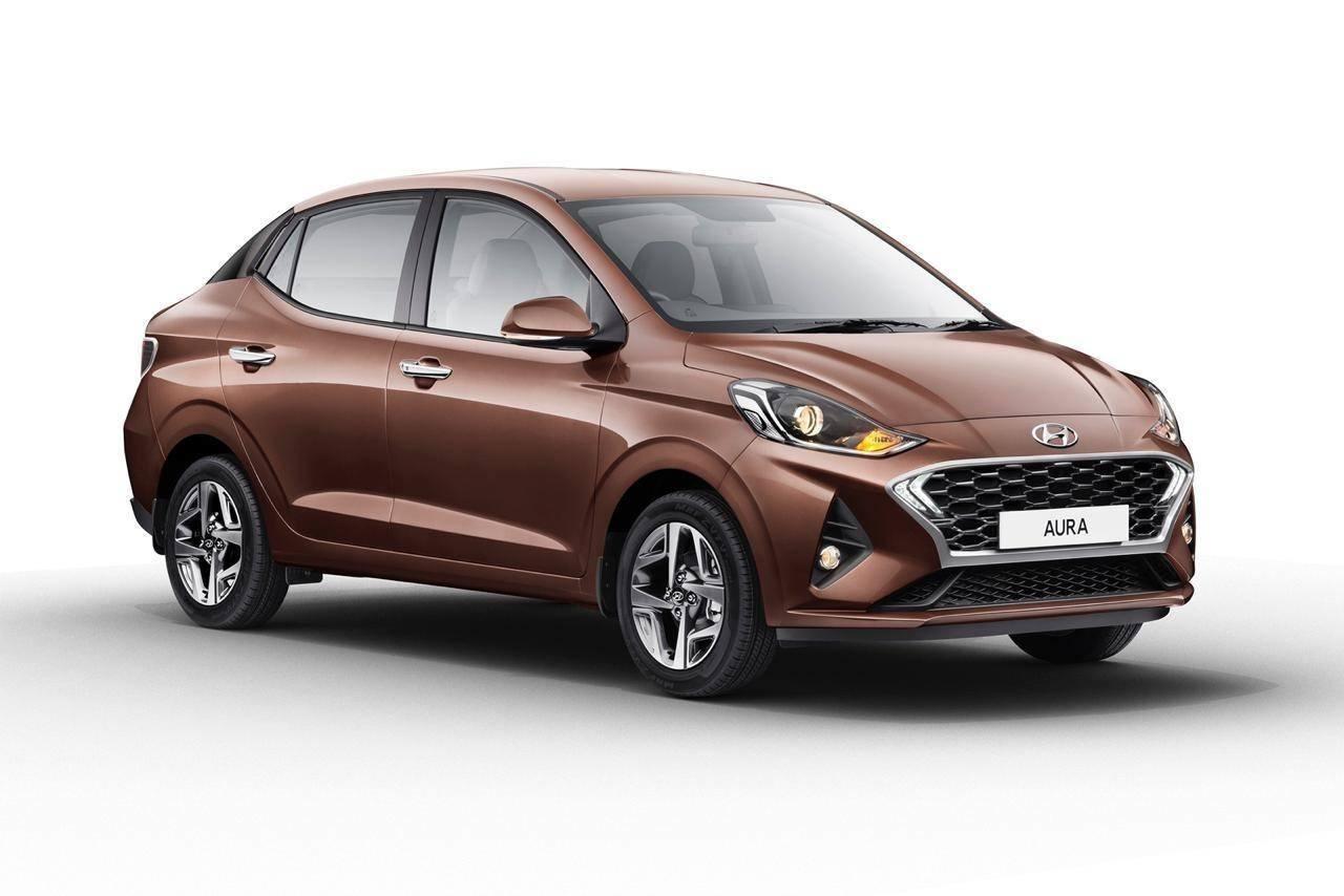 Se presenta el Hyundai Aura para India, debuta el nuevo sedán utilitario