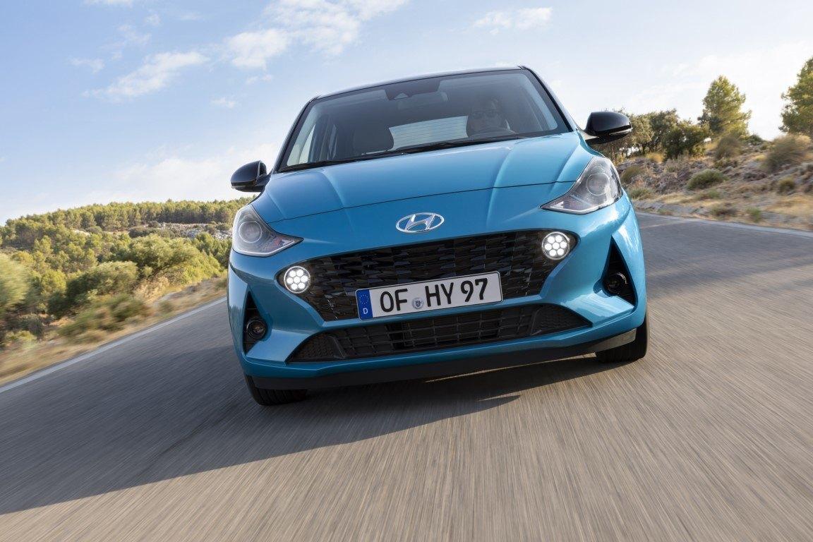 El nuevo Hyundai i10 2020, ya a la venta y con precios en Holanda