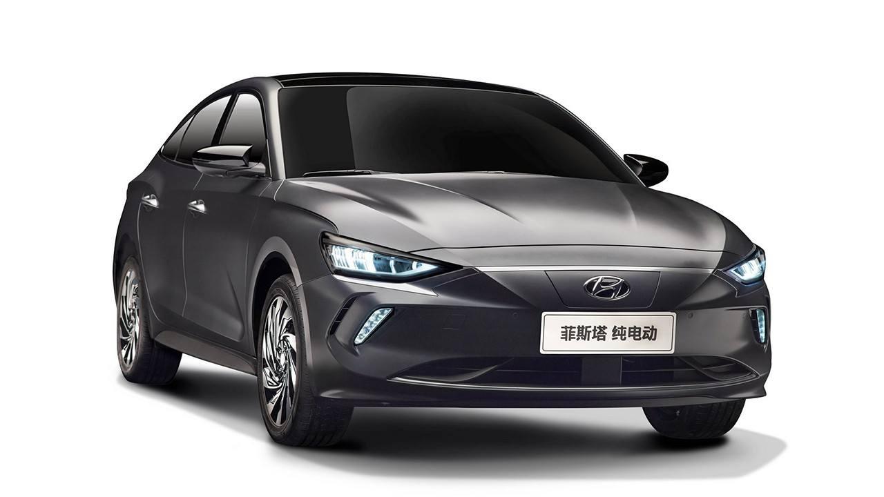 Hyundai Lafesta EV, un nuevo coche eléctrico con 490 km de autonomía