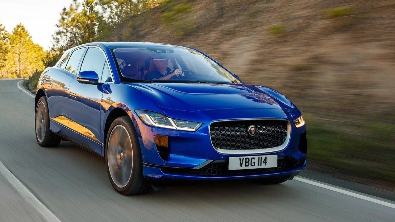 La autonomía del Jaguar I-Pace se mejorará un 8% gracias a una actualización de software