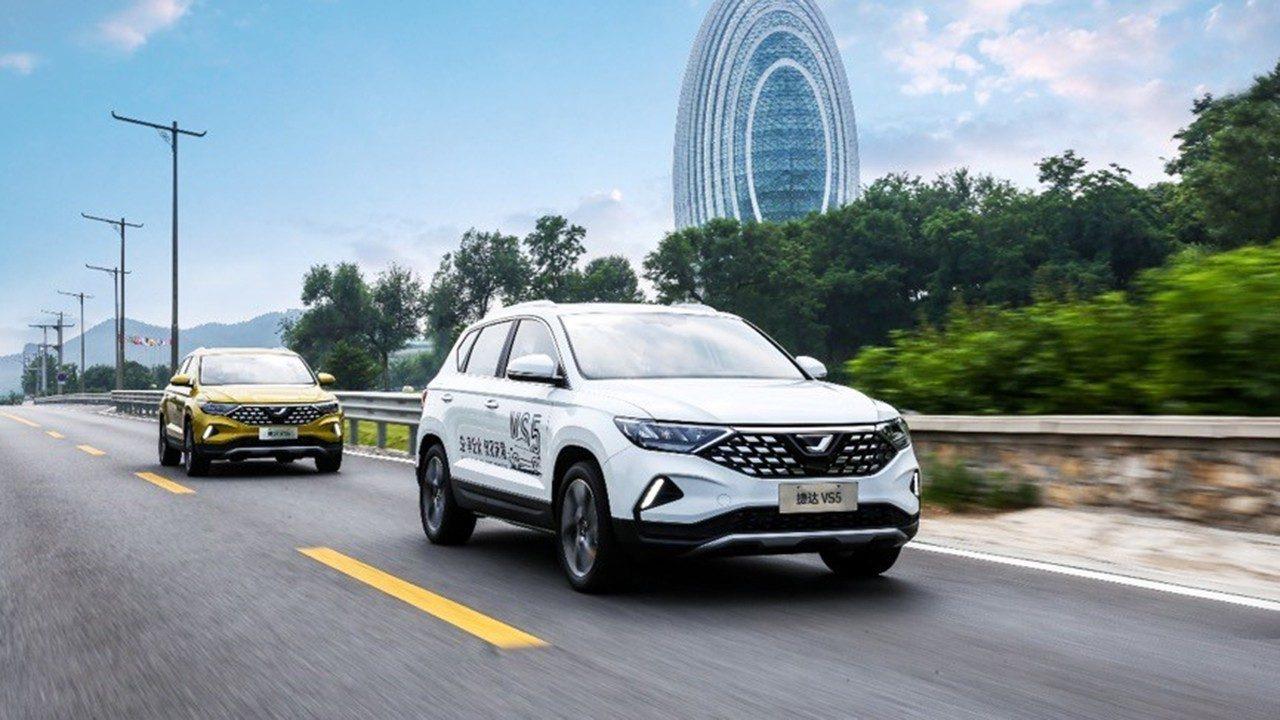 Jetta, la marca china de Volkswagen, es todo un éxito