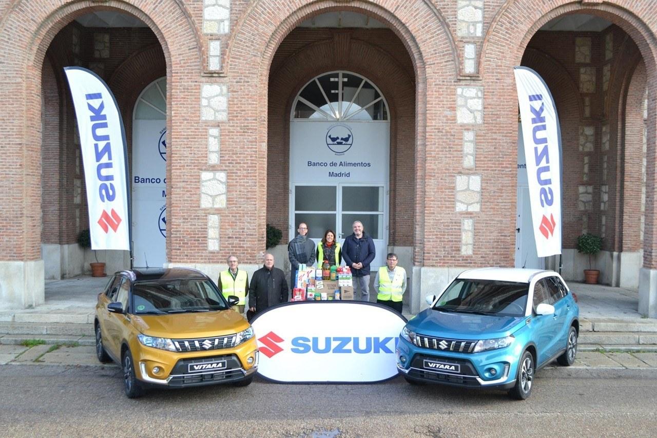Acudimos a la 4º edición de Litros x Kilos 2019 de Suzuki