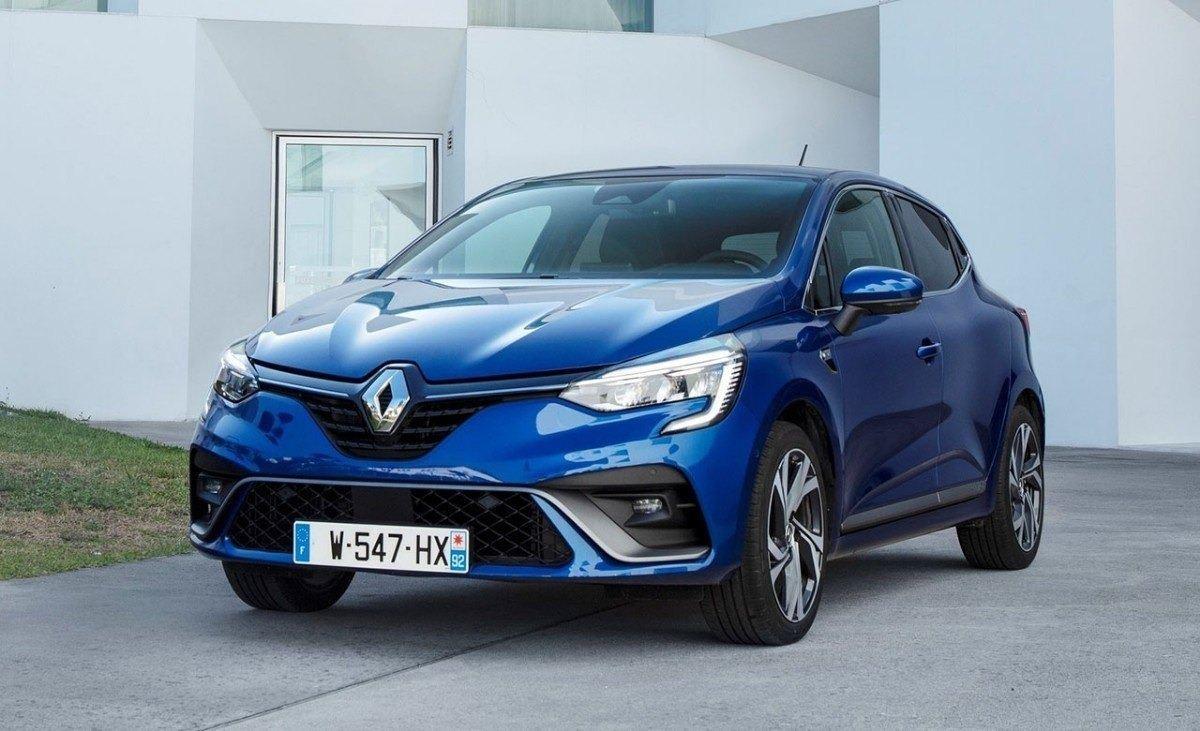 El Renault Clio híbrido E-Tech, a la venta en Francia a partir de junio 2020