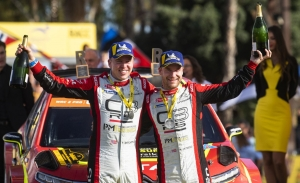 Mads Ostberg se postula a tener un Citroën C3 WRC en 2020