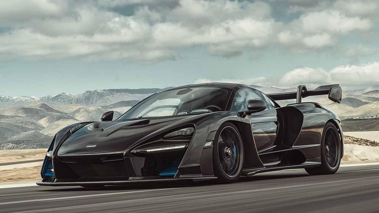 McLaren prepara su superdeportivo híbrido enchufable más rápido que el Senna