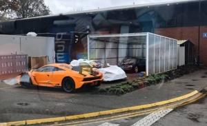 El nuevo McLaren Senna LM avistado en las instalaciones de McLaren