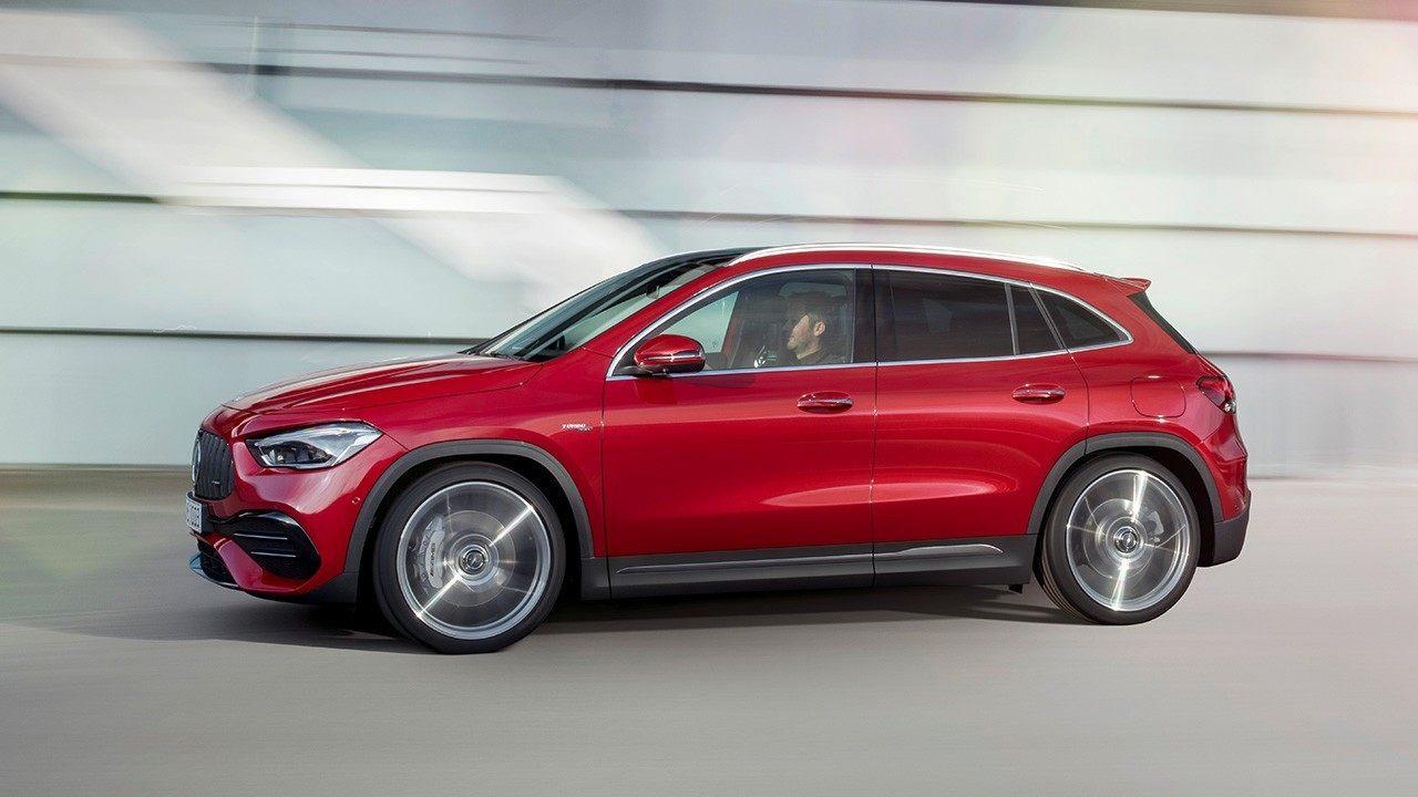 Mercedes-Benz GLA II (2019) 15