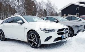 El nuevo Mercedes CLA, incluida la variante Shooting Brake, tendrá versión PHEV