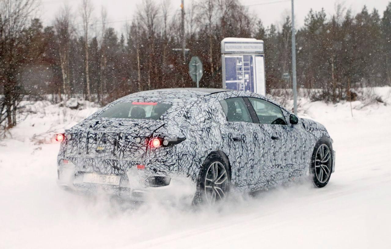 2022 Mercedes-Benz EQS 11