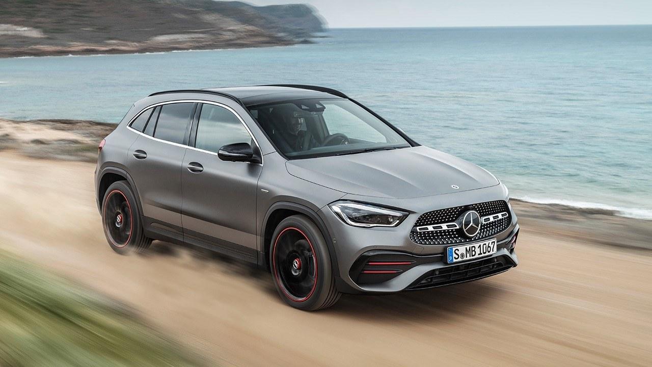 Mercedes-Benz GLA II (2019) 3