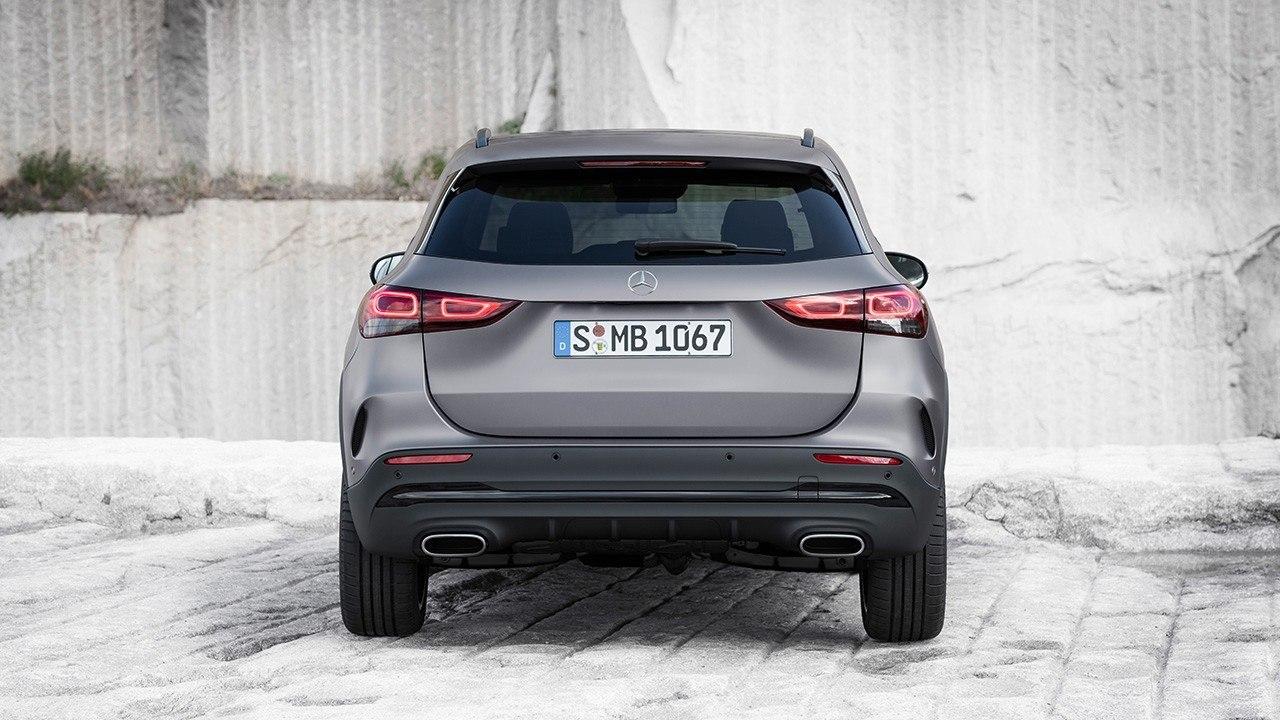 Mercedes-Benz GLA II (2019) 7