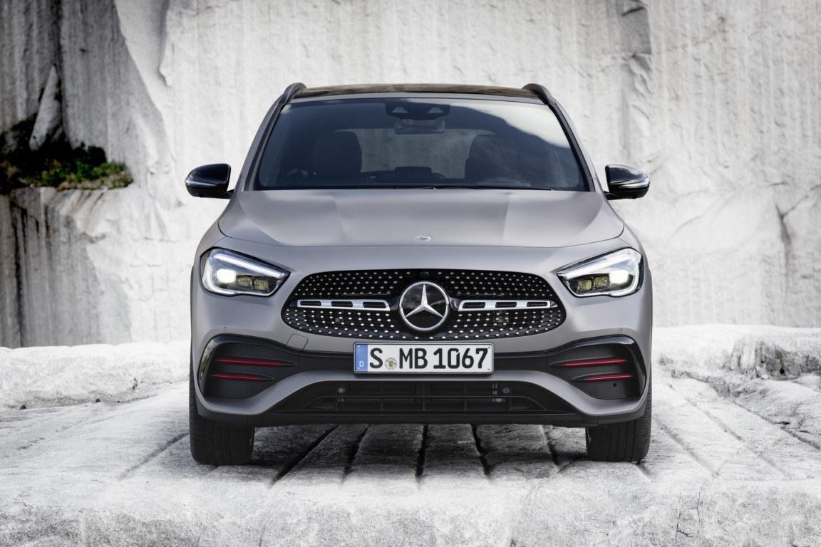 Las 5 claves del nuevo Mercedes GLA 2020, el SUV de la estrella se renueva