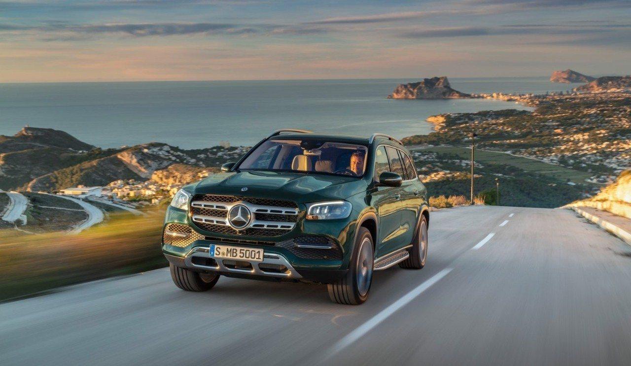 Mercedes GLS 580 4MATIC: llega la versión de gasolina a España y con precio