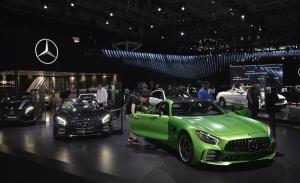Mercedes no estará en el Salón del Automóvil de Nueva York 2020