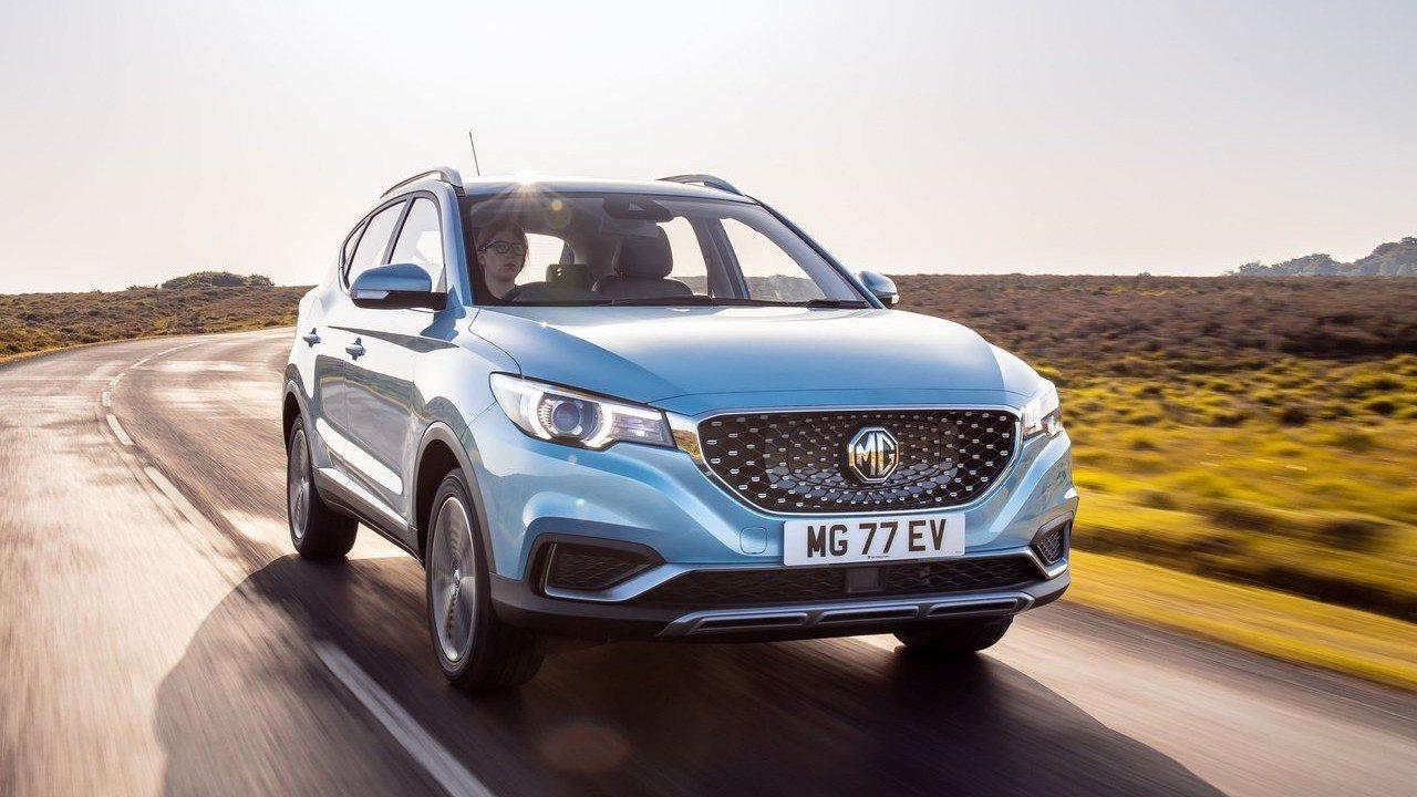 El MG ZS EV llegará a Francia en 2020