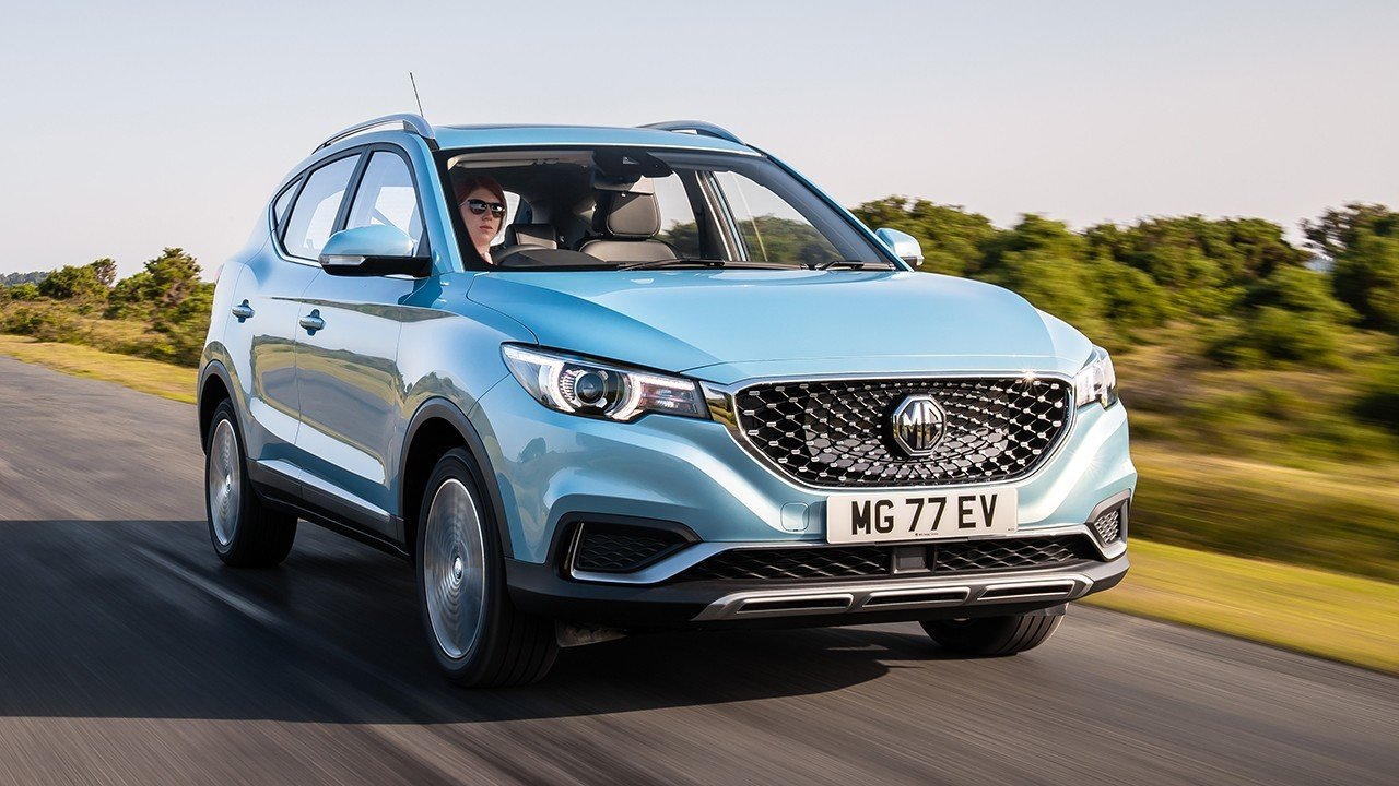 Morris Garage anuncia la llegada del MG ZS EV a Bélgica y Luxemburgo en 2020
