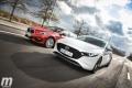 Comparativa Mazda3 vs BMW Serie 1, cara a cara (con vídeo)