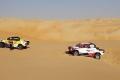 Dakar 2020: Pequeño accidente de Fernando Alonso en su test en Abu Dhabi