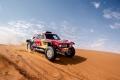 Andrea Peterhansel se pierde el Dakar por razones médicas