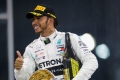 "Hamilton evita aclarar si ha contactado con Ferrari: ""Es privado"""