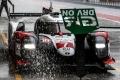 La lluvia marca un 'rookie test' del WEC liderado por Toyota