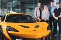 McLaren, Bentley y Porsche renuevan sus canteras de pilotos GT3