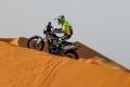Michael Metge no será parte del Dakar por una lesión de rodilla
