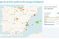 Red Eléctrica Española publica un mapa de 562 cargadores eléctricos (y habrá más)